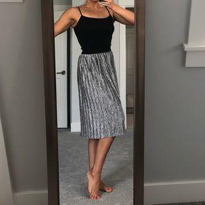 Joe B Pleated Skirt